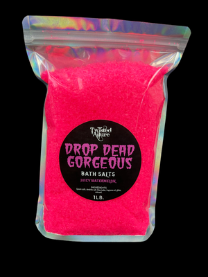 Load image into Gallery viewer, Drop Dead Gorgeous  Bath Salts