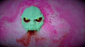 Haunted Mask Bath Bomb