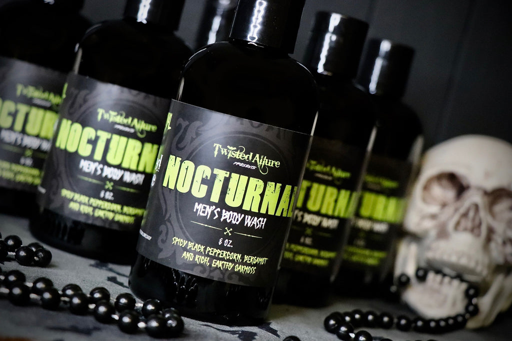 Nocturnal Body Wash