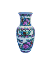 Load image into Gallery viewer, Vintage Chinese Export Famille Rose Porcelain Vase
