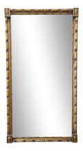Load image into Gallery viewer, Vintage Neoclassical Gold Framed Wall or Full Length Mirror