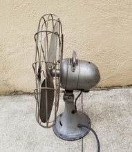 Load image into Gallery viewer, Vintage Industrial Large Emerson Electric Fan