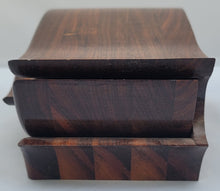 Load image into Gallery viewer, Organic Modern Jewelry Trinket Bandsaw Box