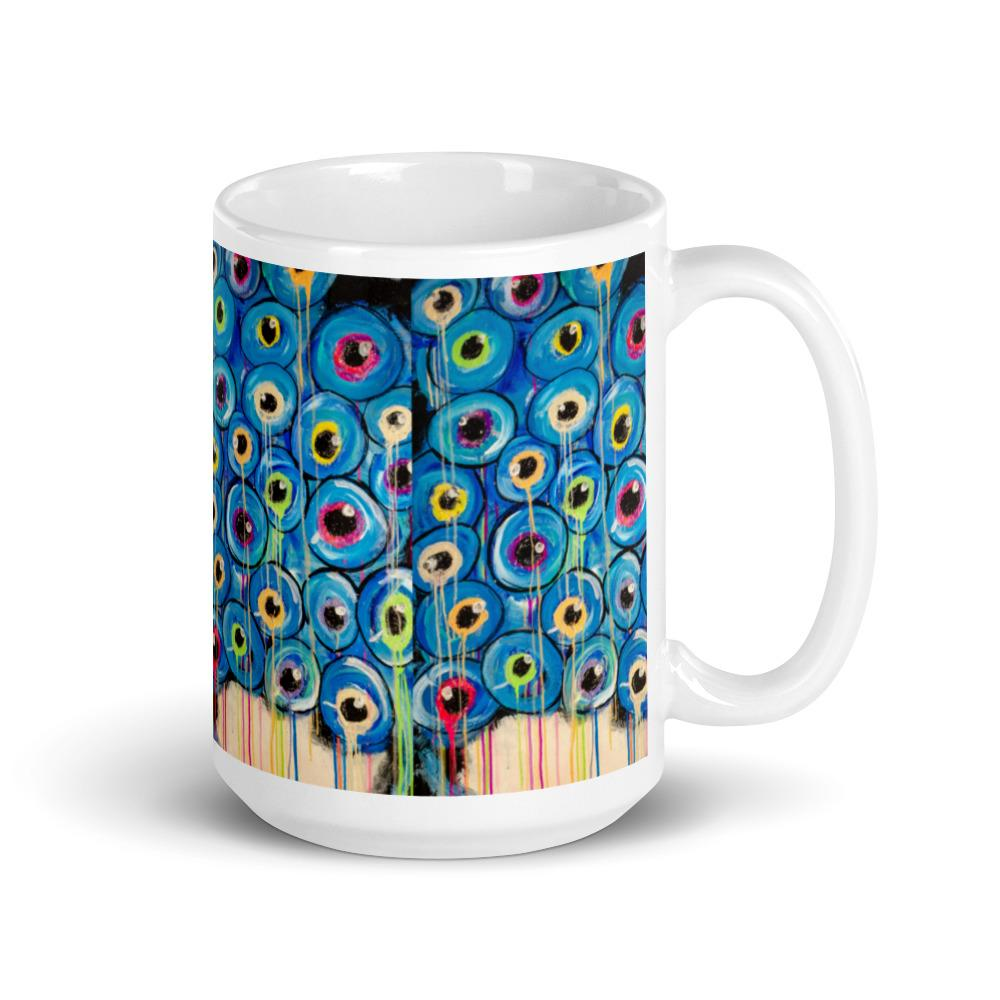 All Those in Favor Mug Mug J. Dixon Art & Design