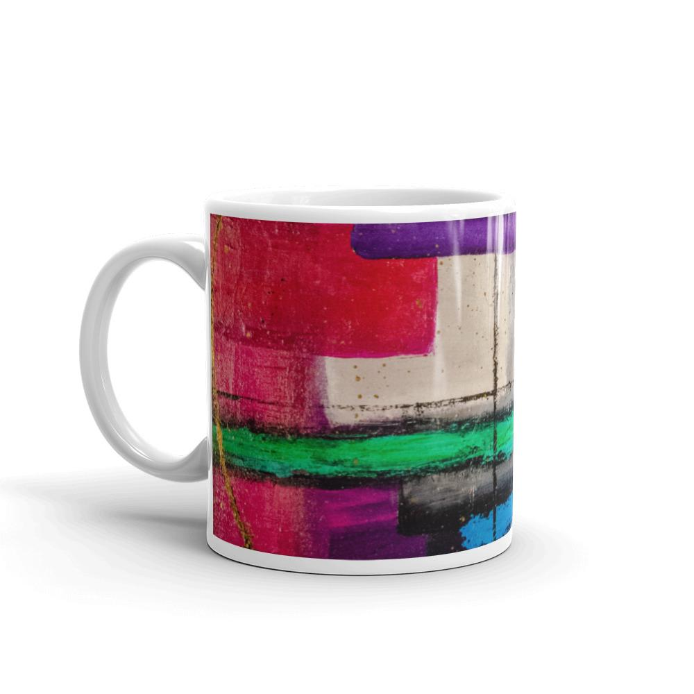 Bond Mug Mug J. Dixon Art & Design