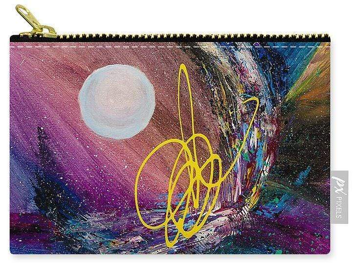 Forces At Work - Carry-All Pouch Carry-All Pouch J. Dixon Art & Design