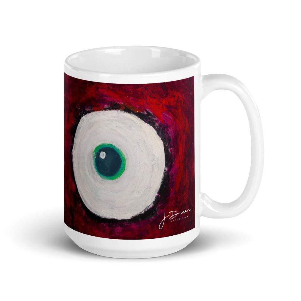 ICU Mug J. Dixon Art & Design