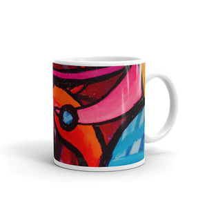 Open image in slideshow, Karen's Mug Mug J. Dixon Art & Design