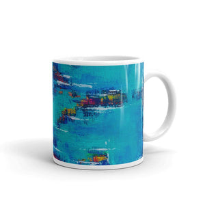 Open image in slideshow, Lifeguard Mug Mug J. Dixon Art & Design