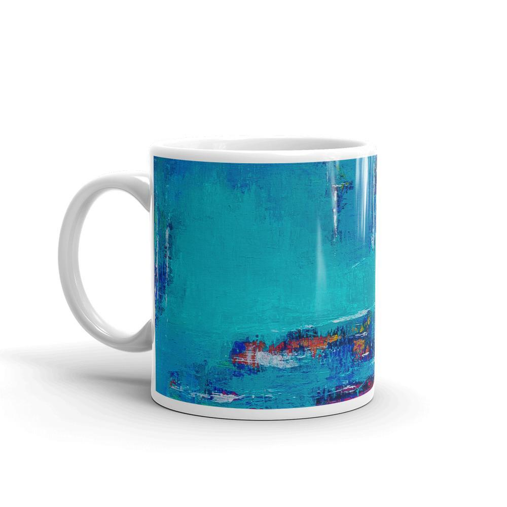 Lifeguard Mug Mug J. Dixon Art & Design