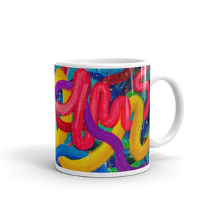 Open image in slideshow, The 5 G's Mug Mug J. Dixon Art & Design