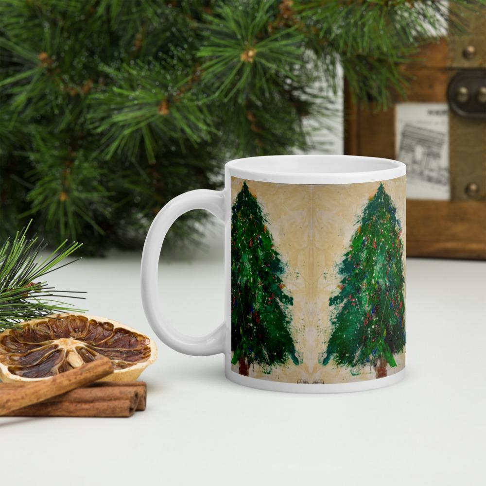 Tree 2020 Mug Mug J. Dixon Art & Design