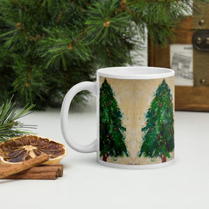 Open image in slideshow, Tree 2020 Mug Mug J. Dixon Art & Design