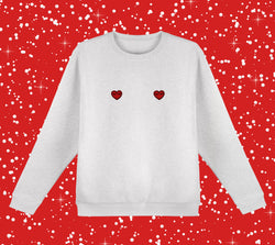 Sweatits Christmas Heart