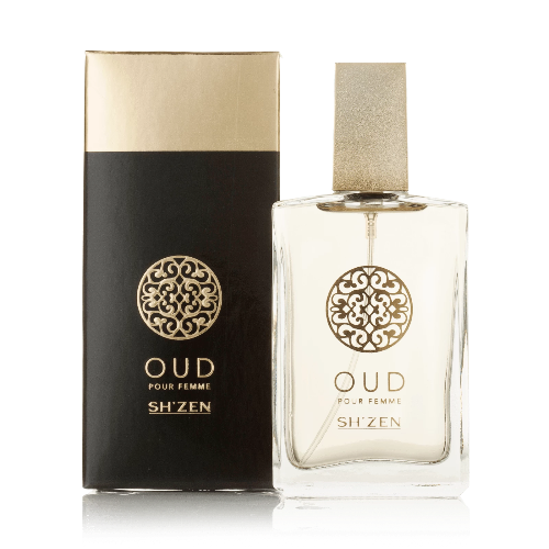 SHZEN MEN Oud Pour Homme Fragrance - Spendarella™