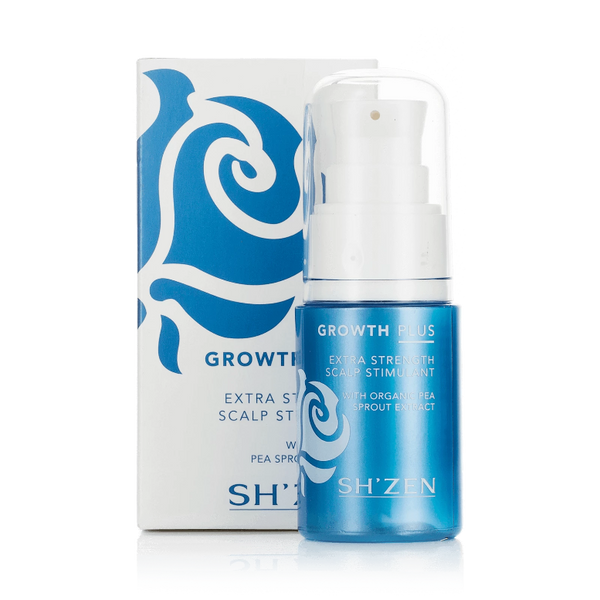SHZEN Growth Plus Extra Strength Scalp Stimulant Serum