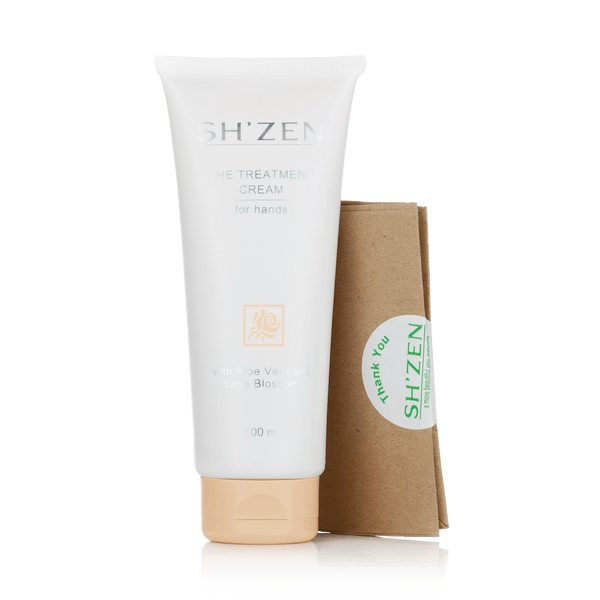 SHZEN Moisturising Treatment Cream for Hands - Spendarella™
