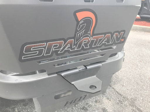 Spartan RZ Rear Receiver Hitch Bracket