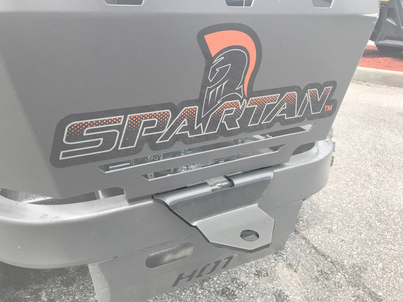 Spartan Rear Receiver Hitch Bracket