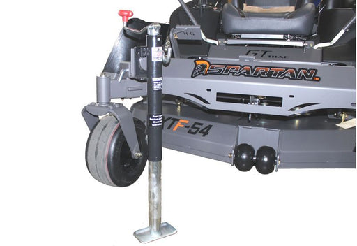Spartan Side Mount Jack with Receiver