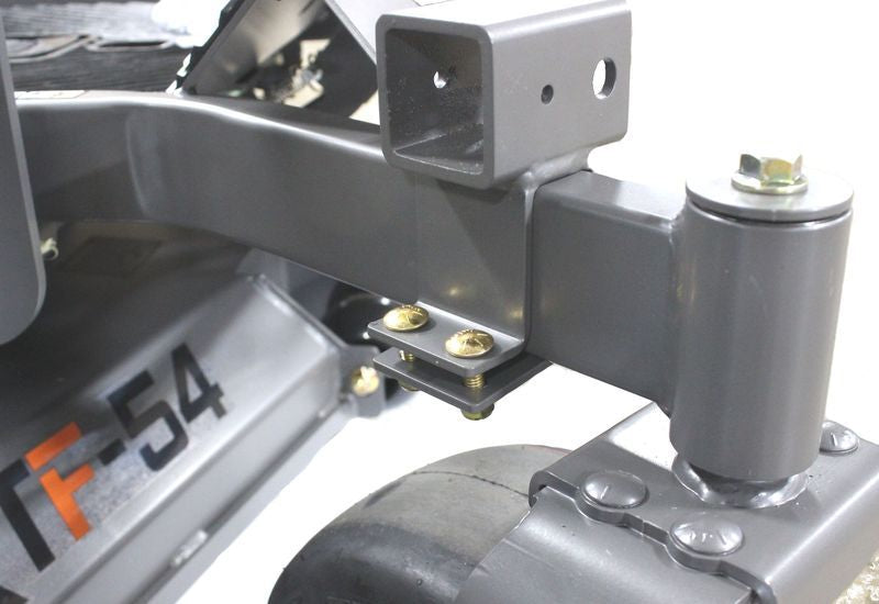 Spartan Side Mount Receiver Hitch