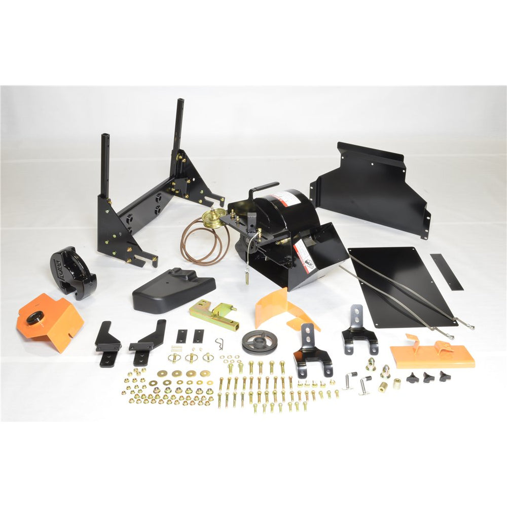 "SCAG Grass Catcher Install Kit - 61"" Turf Tiger, Turf Tiger II & Cheetah"