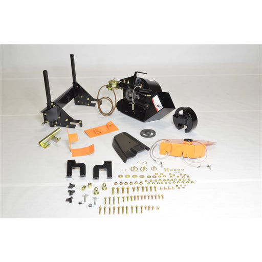 "SCAG Grass Catcher Install Kit - 61"" Tiger Cat Type 1"