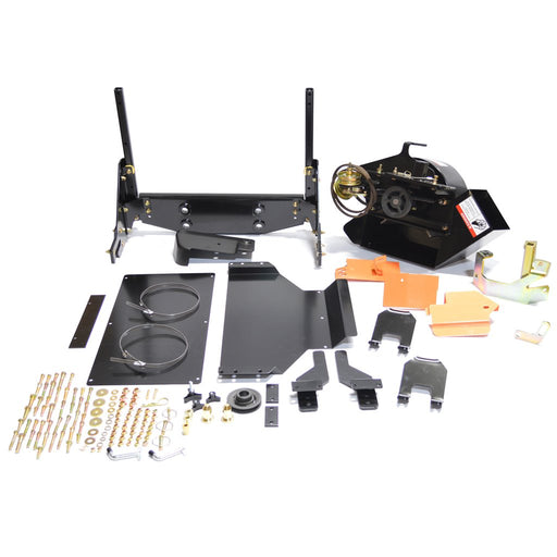 "SCAG Grass Catcher Install Kit - 52"" Turf Tiger & Turf Tiger II"