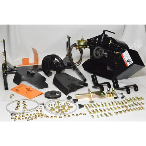 "SCAG Grass Catcher Install Kit - 62"" Tiger Cat II"