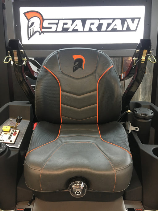 Spartan 2019 Full Suspension Seat