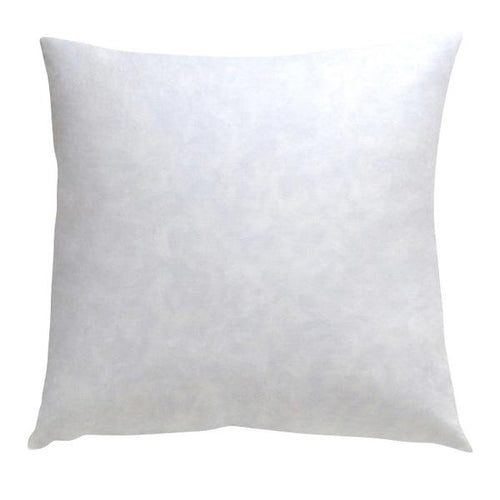 Premium duck feather cushion insert 40 x 40 cm