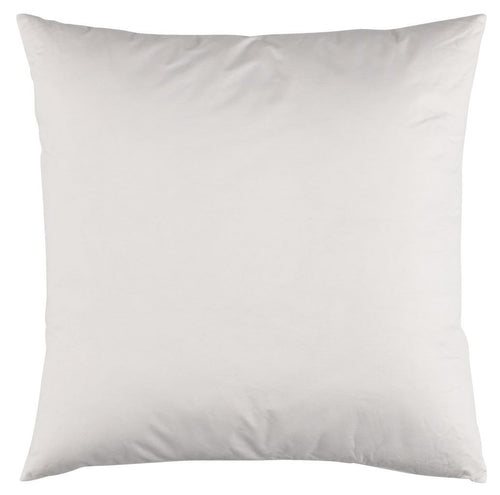 Premium duck feather cushion insert 60 x 60 cm