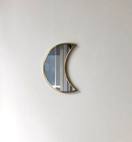 Moroccan moon mirror | Small