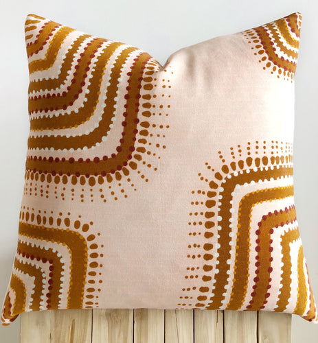 indigenous cushion australia, aztec house