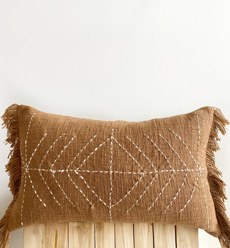 boho aztec and white cushions, aztec house australia