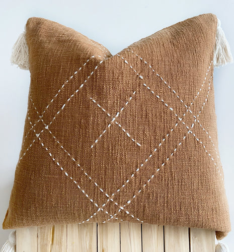 terracotta cushions aztec house australia, boho homewares melbourne