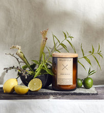 Load image into Gallery viewer, Wildfolk soy candle | Lemon Myrtle