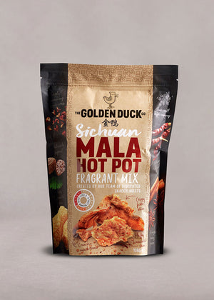 Sichuan Mala Hot Pot Fragrant Mix - The Golden Duck Co. International