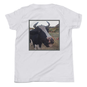 Youth Short Sleeve T-Shirt - Stu - Not in the Mooood!