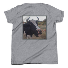 Load image into Gallery viewer, Youth Short Sleeve T-Shirt - Stu - Not in the Mooood!