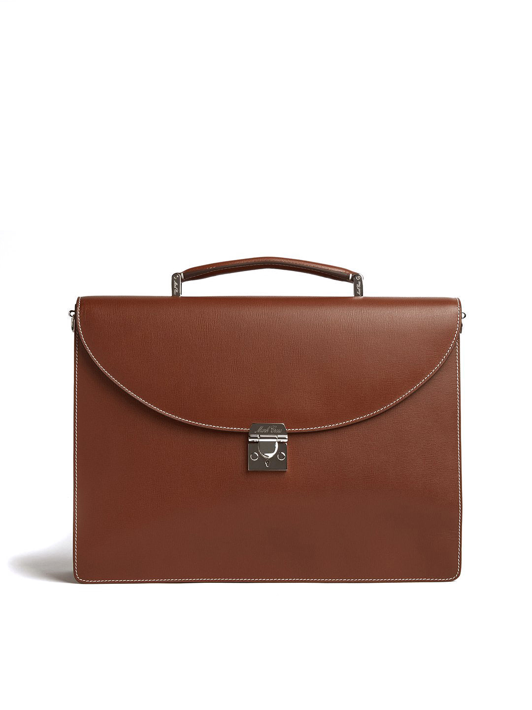 Maddox Leather Briefcase