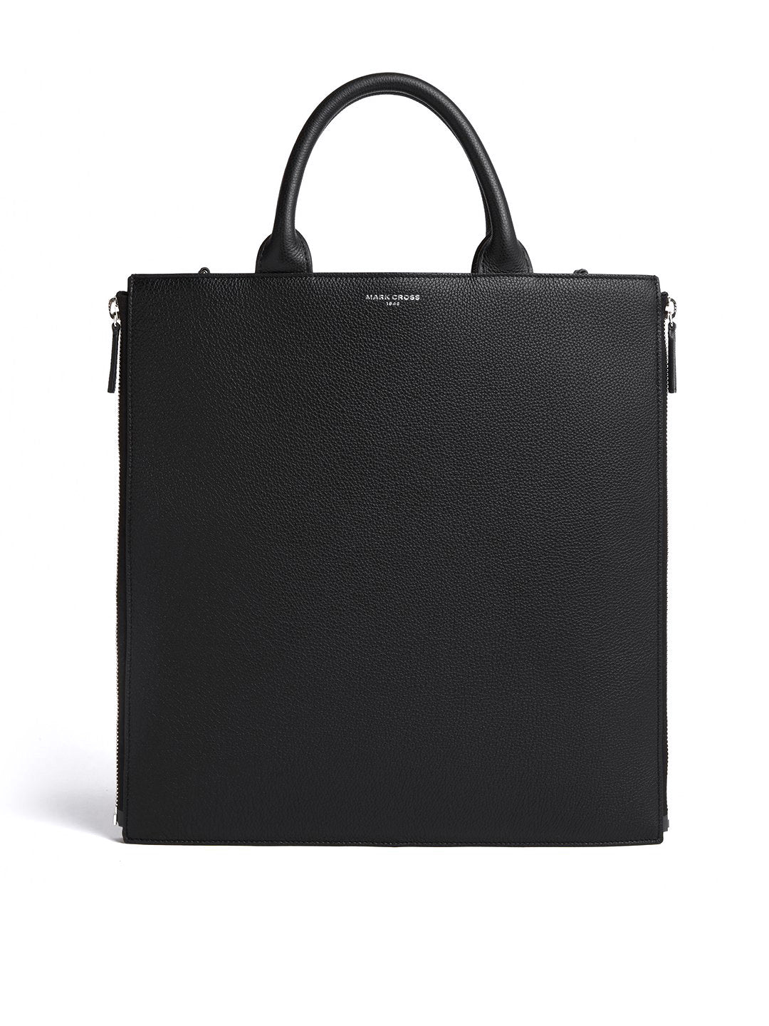 Sidney Leather Tote Bag