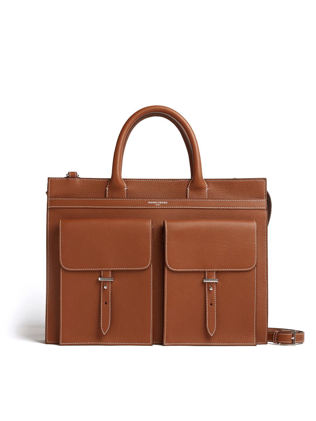 Reid Leather Briefcase