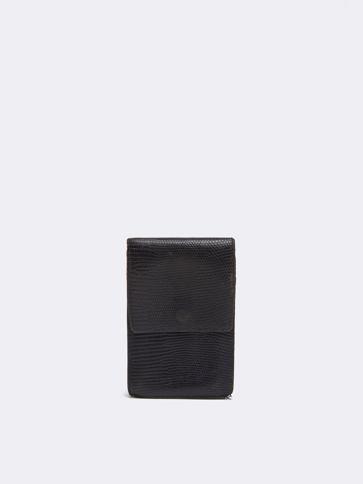 Archive Leather Card Case