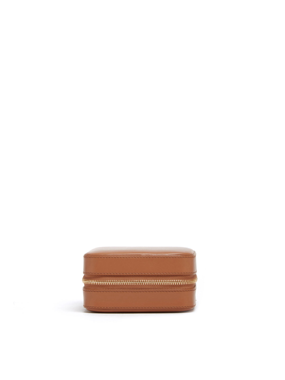Leather Medium Jewelry Case