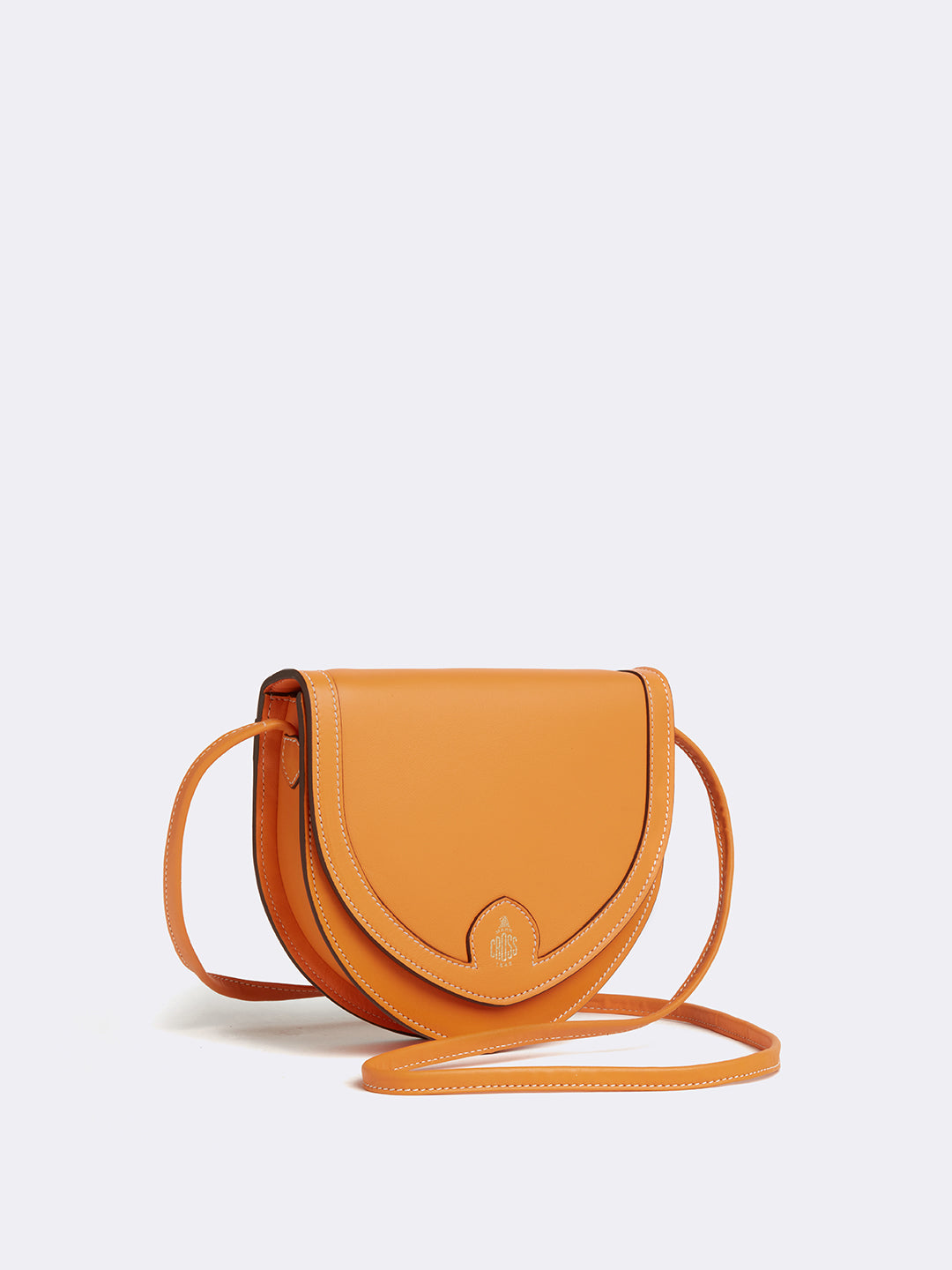 Dunes Leather Crossbody Bag
