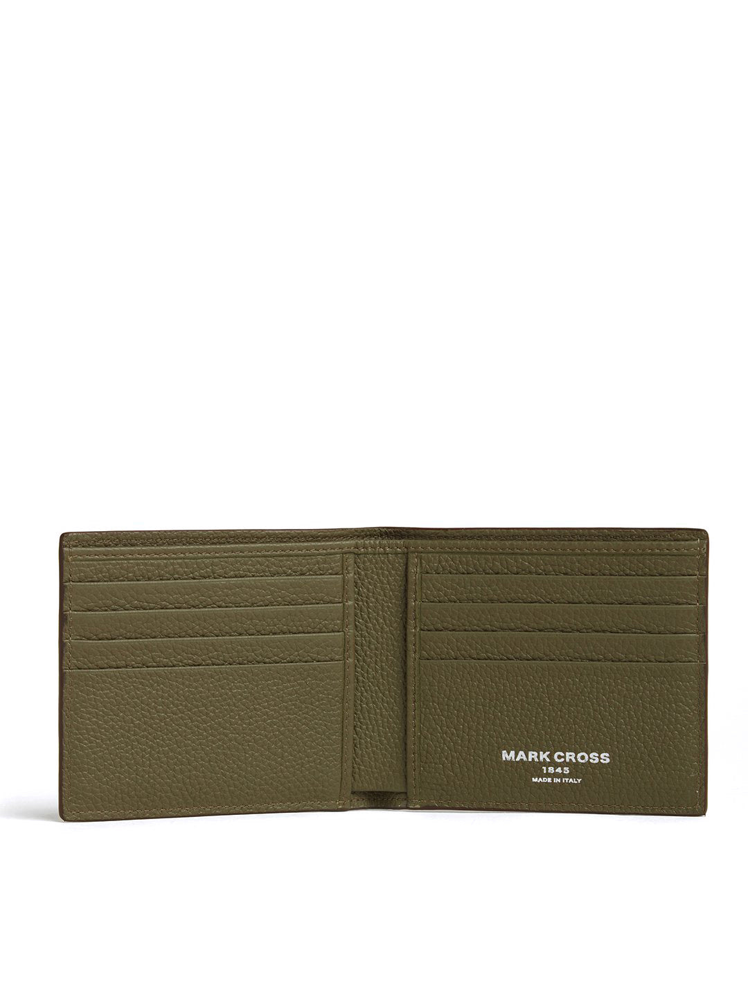 Terry Bi-Fold Leather Wallet