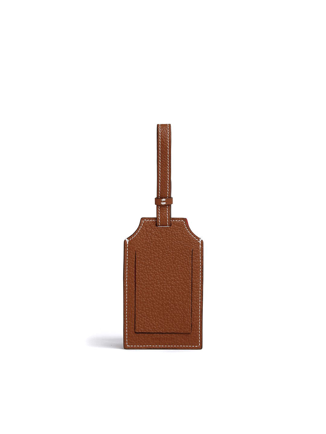Carey Leather Luggage Tag
