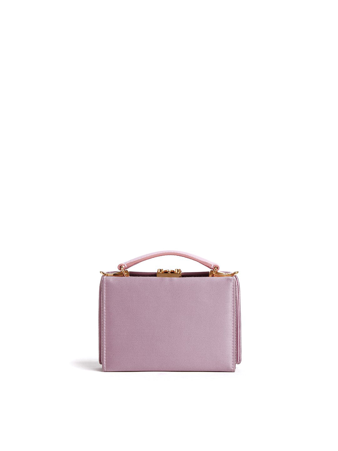 Grace Mini Satin Box Bag