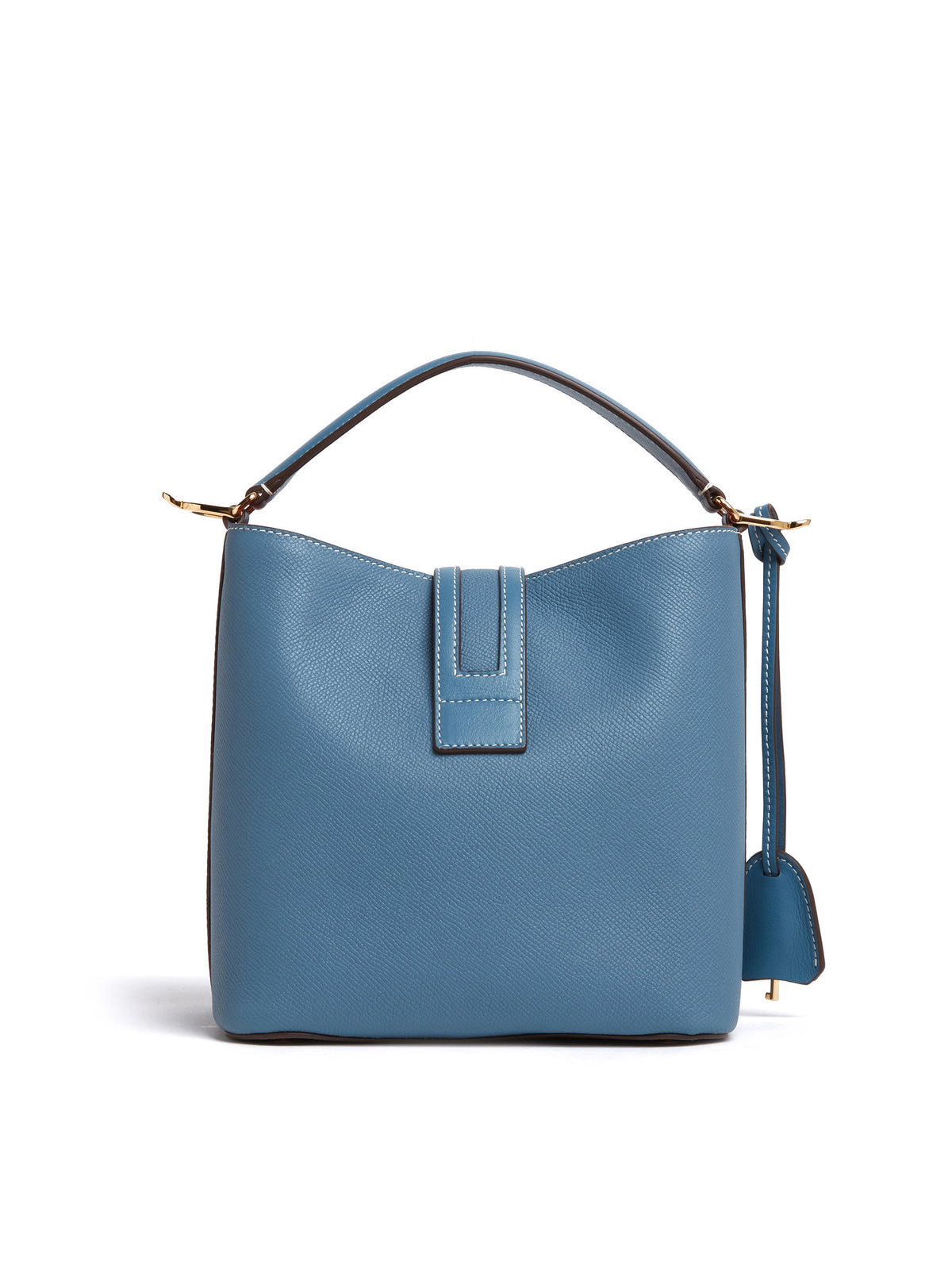 Murphy Small Leather Bucket Bag